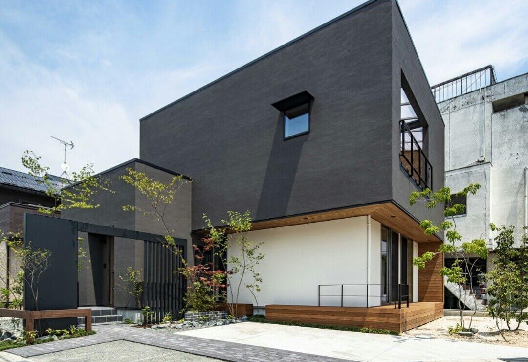 またひとつ、良い住宅の完成です。
