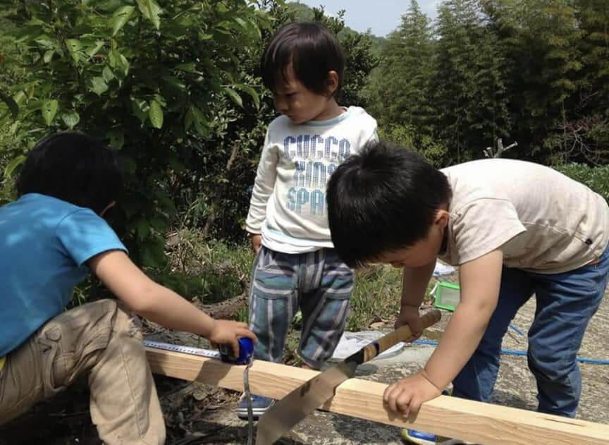 庭の仕事を通じて 提供できること。